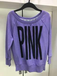 🚚 Victoria Secret Pink Pullover