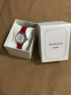 CASIO Sheen Ladies Watch