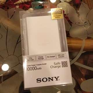 Sony CP-V10B 10,000mAh Power Bank