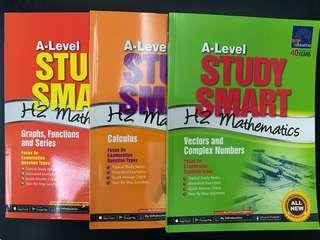 H2 Math Guide Books