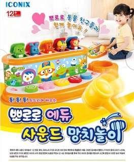 🇰🇷韓國🐧Pororo X ICONI兒童學習玩具  #kids300