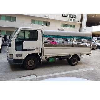 Lorry Rental (With Driver)