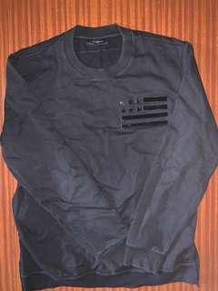 Rare Givenchy America Flag sweatshirt