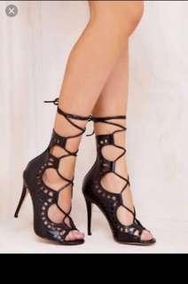 Windsor Smith gillie heels