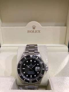 🚚 Rolex 16610 Submariner Date **Pre-Owned**