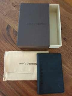 Louis Vuitton Epi Leather Pocket Organiser