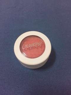 🚚 COLOURPOP 膏狀眼影 SHOP 珊瑚橘色