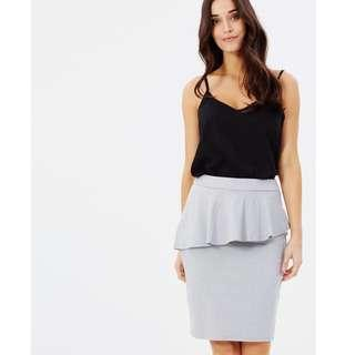 Brand New Atmos & Here Grey Pencil Skirt