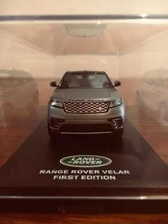 🚚 Range Rover Velar原廠精品模型車
