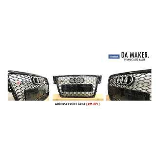 AUDI A4 RS4 FRONT GRILL