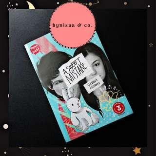 [Preloved]/[Original]/[Novel] A Sweet Mistake by Vevina Aisyahra