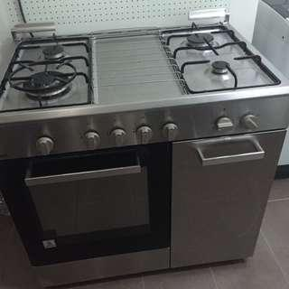 Elba Oven (Gas Cookers, Electric Fan Oven)