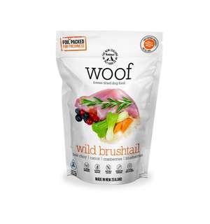 🚚 Woof freeze freeze dried wild brushtail 50g