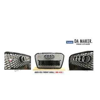 AUDI A5 RS5 FRONT GRILL 12-15