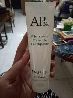Sale NuSkin AP24 Whitening Toothpaste New