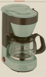 🚚 Toffy咖啡機 蘋果綠<全新>