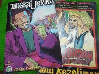 Komik Dakwah Kombo