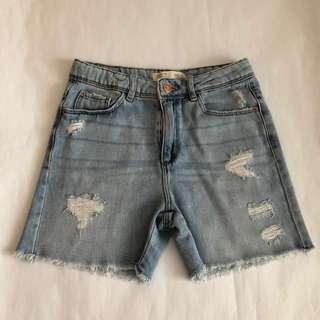 9b3179e8 denim shorts zara | Babies & Kids | Carousell Singapore