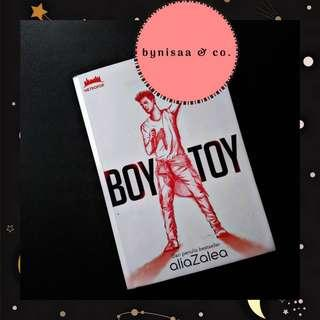 [Preloved]/[Original]/[Novel] Boy Toy by AliaZalea
