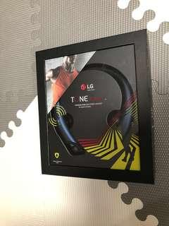 一秒變隨身喇叭!LG頸掛式藍牙运动耳機( Tone Active+ HBS-A100),原價$1200