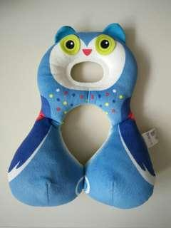 Lightly Used Baby Neck Pillow Support