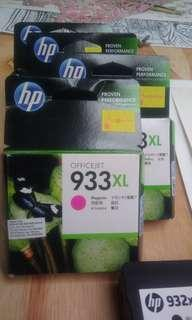 🆕(Free 📮Flexi) 933XL Magenta HP Officejet Ink Cartridge