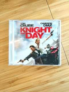 Tom Cruise/Cameron Diaz ~ Knight & Day