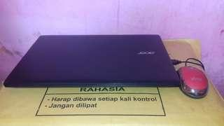 Jual laptop acer one 14 windows 10