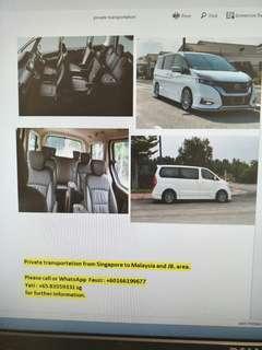 singapore to malaysia transportation services