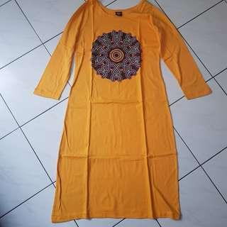 Mididress Joger
