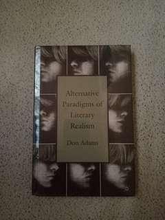 Alternative Paradigms of Literary Realism