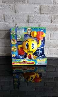 pac-man gooage by bandai great for game collector