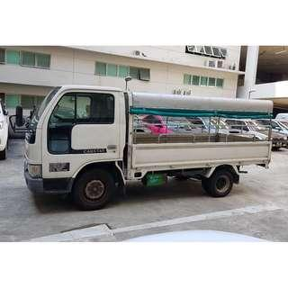 Lorry Rental (Without Driver)