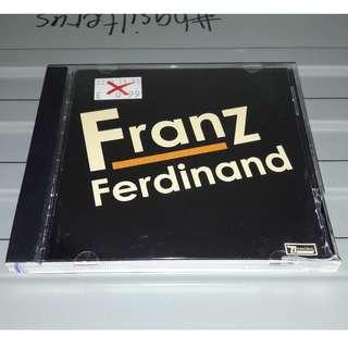 FRANZ FERDINAND - Franz Ferdinand (CD, Album)