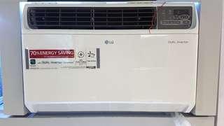 LG aircon dual inverter