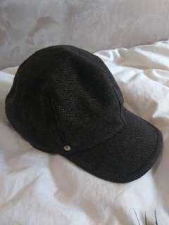 韓國製女裝帽子時尚易襯深啡色春秋冬款
