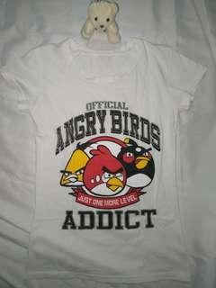 White shirt angry birds
