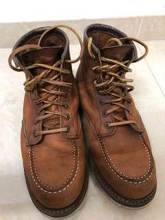 Red Wing Shoes 1907