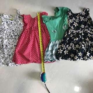 Girl Dresses For 1-3 Year Old