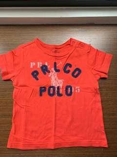 🚚 Polo 男童tshirt