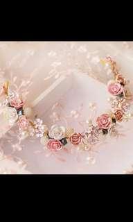 🚚 Flower Hair Accessories