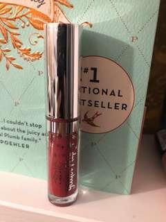 Ciate glitter flip lip gloss red pink