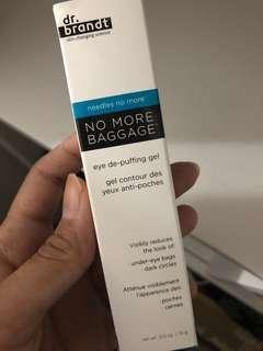 Dr Brandt No More Baggage eye de-puffing gel