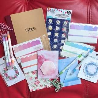 Stationery Grab Bags🌸