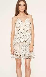 Tallulah polka dot dress