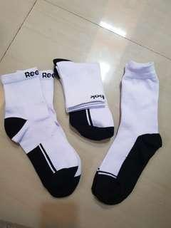 Ori Reebok Socks plus satu