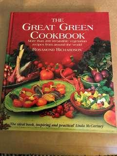 🚚 Great Green cook Book