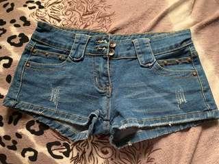 🚚 短褲、下水過僅試穿