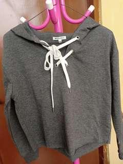 Sweater colorbox darkgrey
