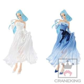 海賊王 薇薇 Figure One Piece LADY EDGE : WEDDING - NEFELTARI VIVI -